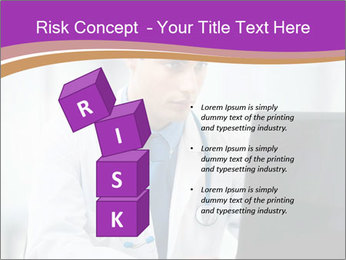Doctor using PowerPoint Template - Slide 81
