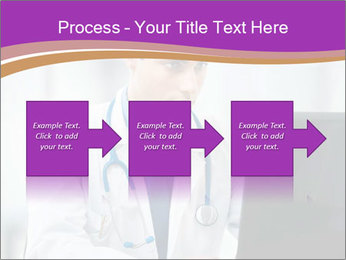 Doctor using PowerPoint Template - Slide 88