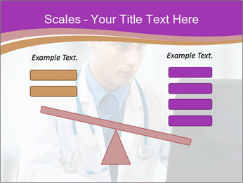 Doctor using PowerPoint Templates - Slide 89
