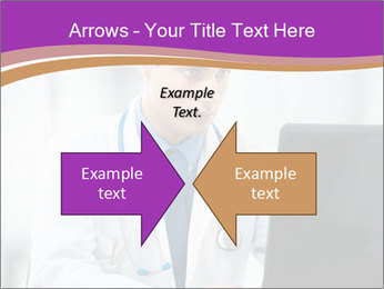 Doctor using PowerPoint Template - Slide 90