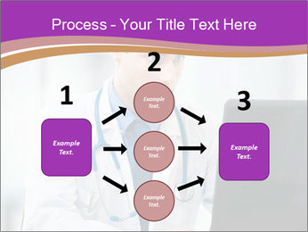 Doctor using PowerPoint Template - Slide 92