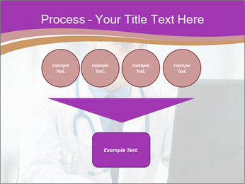 Doctor using PowerPoint Template - Slide 93