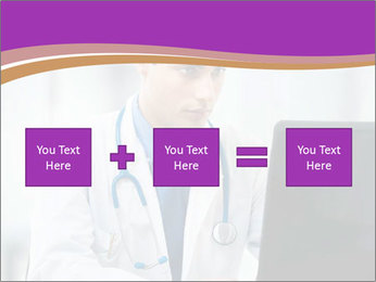 Doctor using PowerPoint Template - Slide 95