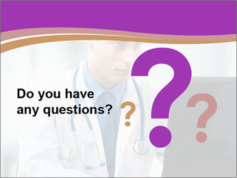 Doctor using PowerPoint Template - Slide 96