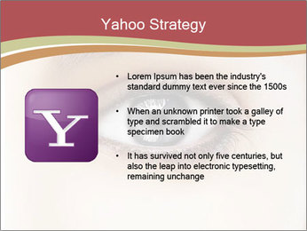 Eye PowerPoint Template - Slide 11
