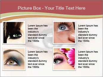 Eye PowerPoint Template - Slide 14