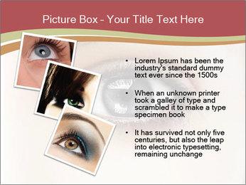 Eye PowerPoint Template - Slide 17