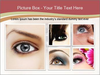 Eye PowerPoint Template - Slide 19