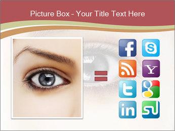 Eye PowerPoint Template - Slide 21