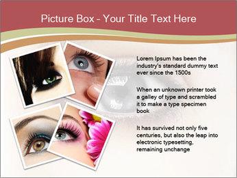 Eye PowerPoint Template - Slide 23