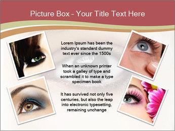 Eye PowerPoint Template - Slide 24
