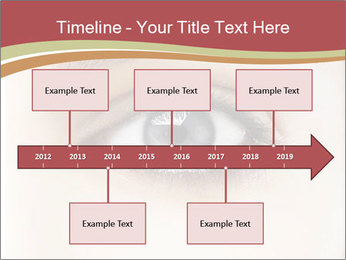 Eye PowerPoint Template - Slide 28