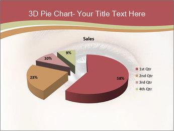 Eye PowerPoint Template - Slide 35