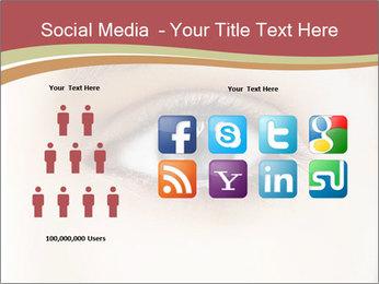 Eye PowerPoint Template - Slide 5