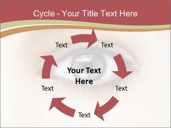 Eye PowerPoint Template - Slide 62