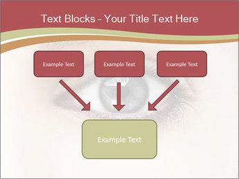 Eye PowerPoint Template - Slide 70