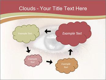 Eye PowerPoint Template - Slide 72