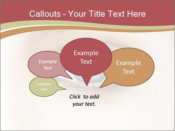 Eye PowerPoint Template - Slide 73