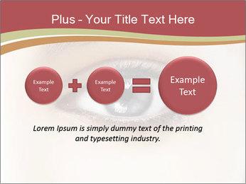 Eye PowerPoint Template - Slide 75