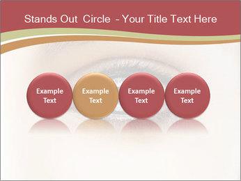 Eye PowerPoint Template - Slide 76