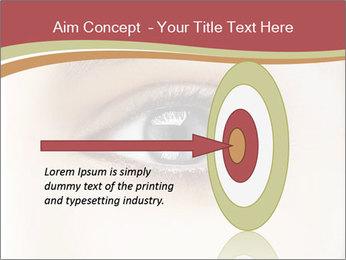 Eye PowerPoint Template - Slide 83
