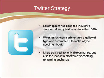 Eye PowerPoint Template - Slide 9