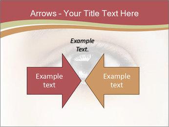 Eye PowerPoint Template - Slide 90