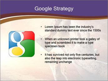 Hands squeeze PowerPoint Template - Slide 10