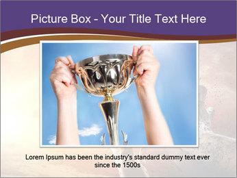 Hands squeeze PowerPoint Template - Slide 16