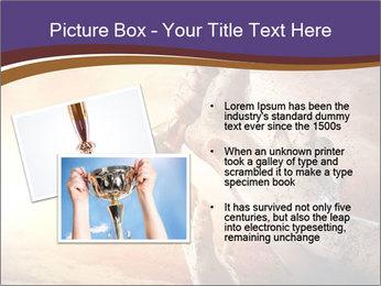 Hands squeeze PowerPoint Template - Slide 20