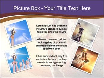 Hands squeeze PowerPoint Template - Slide 24