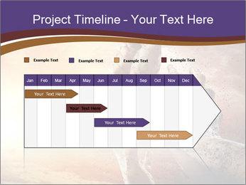Hands squeeze PowerPoint Template - Slide 25