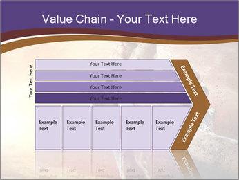 Hands squeeze PowerPoint Template - Slide 27
