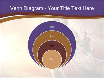 Hands squeeze PowerPoint Template - Slide 34