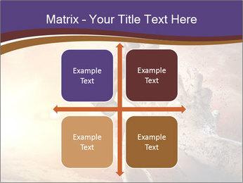 Hands squeeze PowerPoint Template - Slide 37