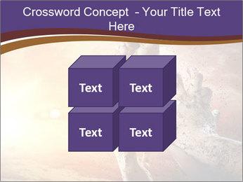 Hands squeeze PowerPoint Template - Slide 39