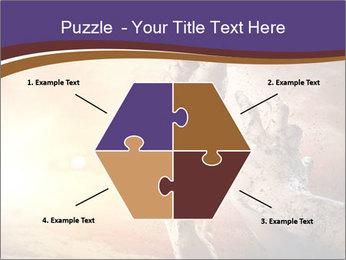 Hands squeeze PowerPoint Template - Slide 40