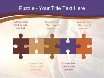 Hands squeeze PowerPoint Template - Slide 41