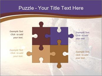Hands squeeze PowerPoint Template - Slide 43