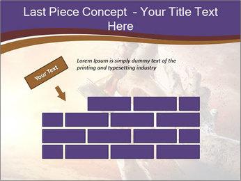 Hands squeeze PowerPoint Template - Slide 46