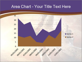 Hands squeeze PowerPoint Template - Slide 53