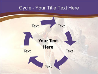 Hands squeeze PowerPoint Template - Slide 62
