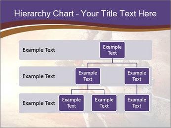 Hands squeeze PowerPoint Template - Slide 67