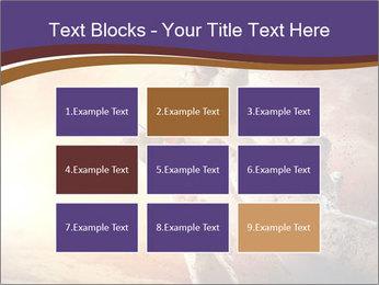 Hands squeeze PowerPoint Template - Slide 68