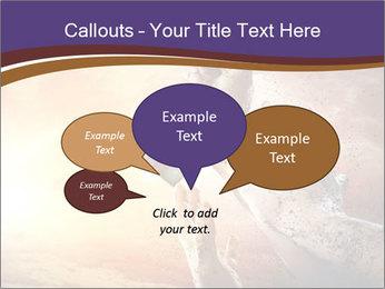 Hands squeeze PowerPoint Template - Slide 73