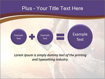 Hands squeeze PowerPoint Template - Slide 75