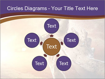 Hands squeeze PowerPoint Template - Slide 78