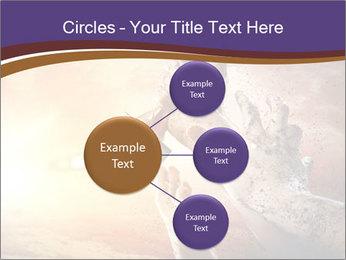 Hands squeeze PowerPoint Template - Slide 79