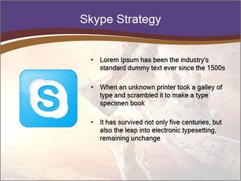 Hands squeeze PowerPoint Template - Slide 8
