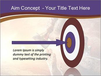 Hands squeeze PowerPoint Template - Slide 83